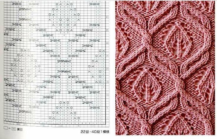 Móvel livro LiveInternet: «Pattern Knitting livro de 260 por Hitomi Shida» | TVORYU - Diário TVORYU |