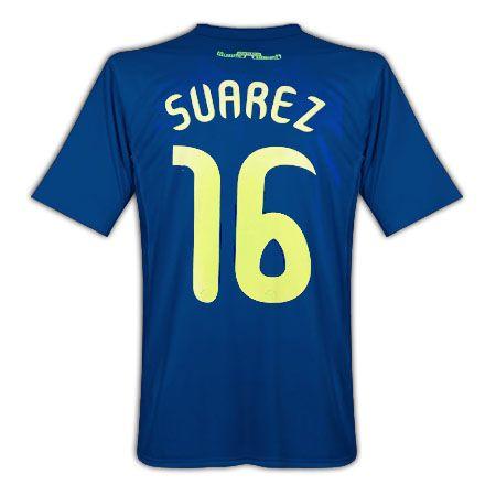 Ajax Adidas Away Shirt (Suarez