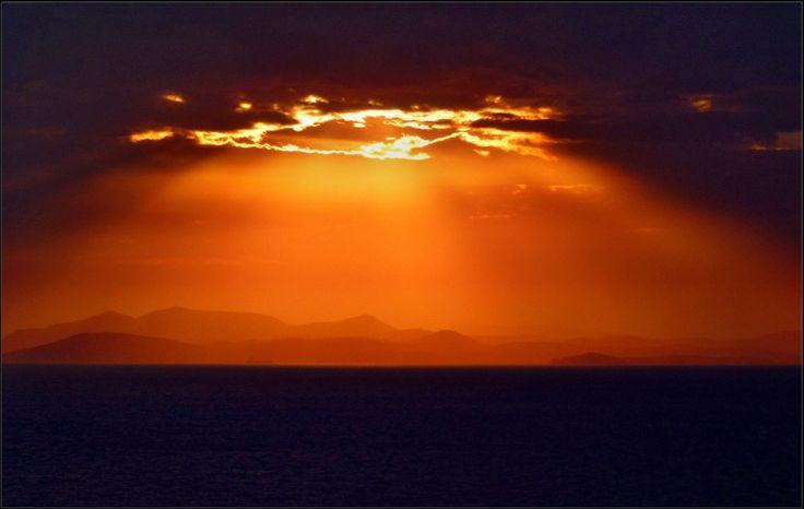 Sunset Mykonos #bestsunset #bestofGreece