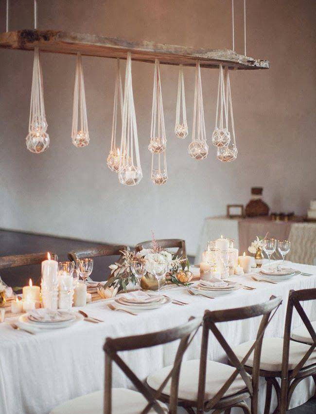 Минималистичная свадьба в оттенках белого от Love Is A Big Deal via marinagiller.com