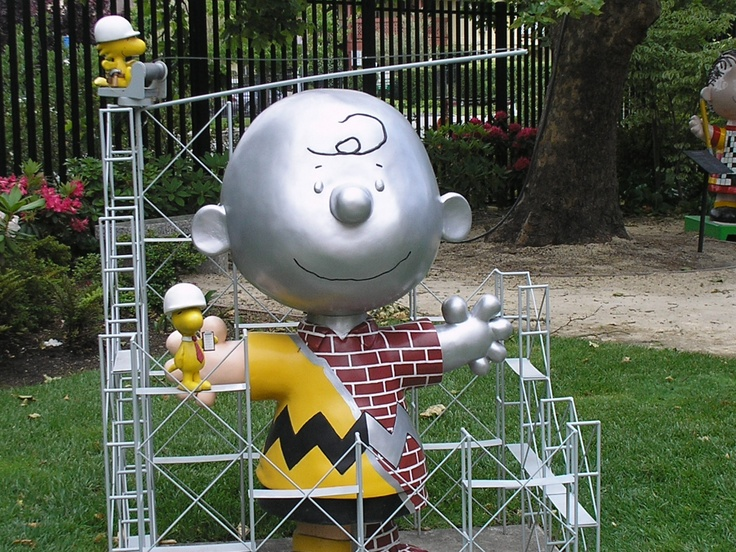 The Best Fun & Learn Place in Santa Rosa, California: The Charles M. Schulz Museum