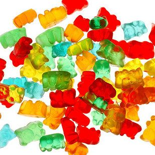 Alcohol-Infused Gummy Bears | 17 Ways To Sneak Booze Onto The Beach