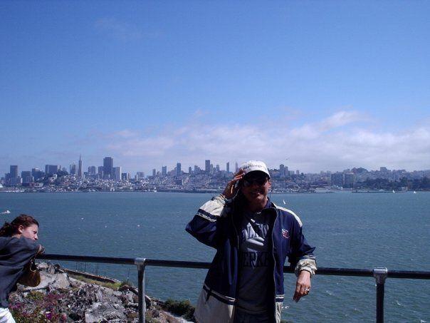 Me! from Alcatraz_San Francisco, California