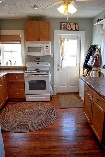 Kitchen silver sage refresh  paint ideas  Kitchen wall