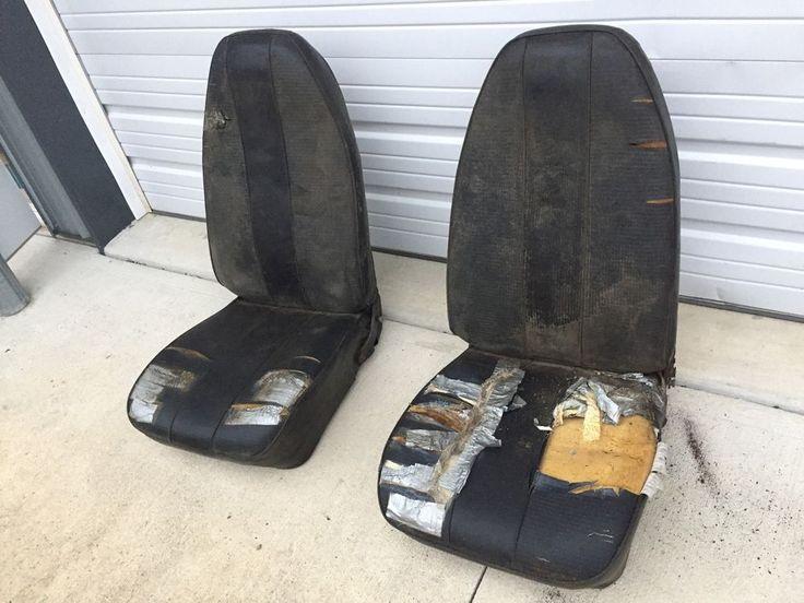 19701981 FIREBIRD CAMARO BUCKET SEATS TRANS AM Z28 1971