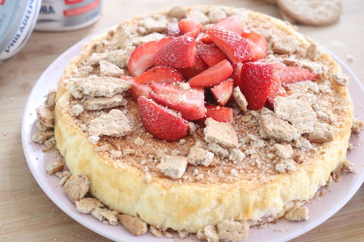 Philadelphia cheesecake met aardbeien – SINNER SUNDAY