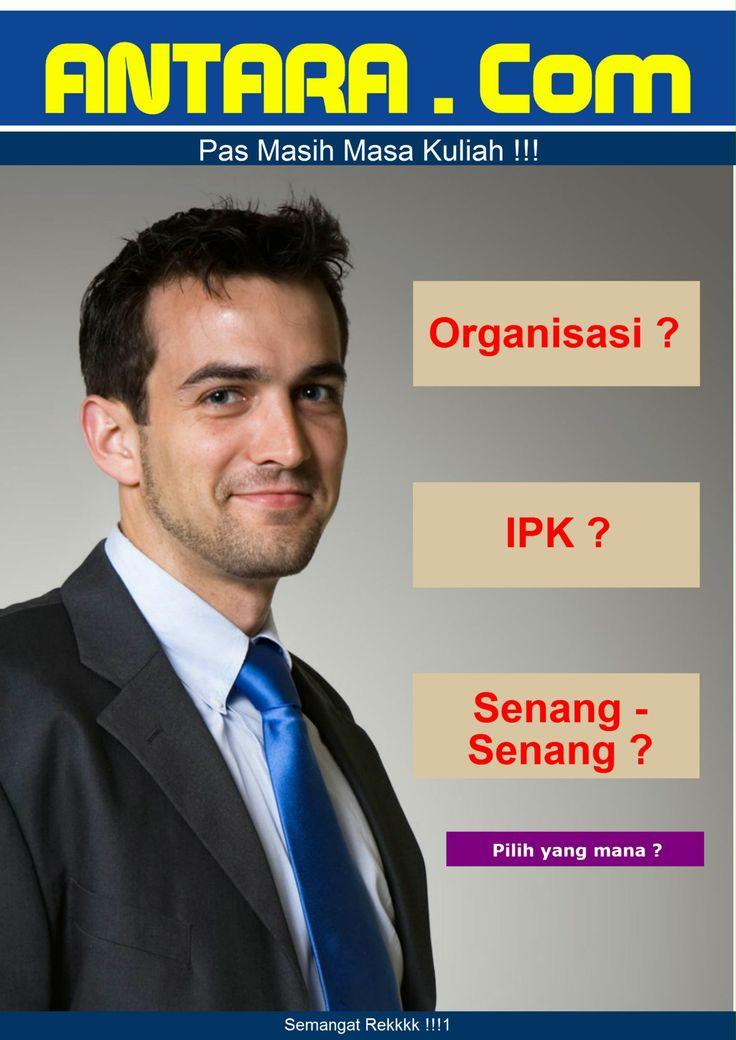 Poster dari Media Jensud untuk kalian pelajar/mahasiswa