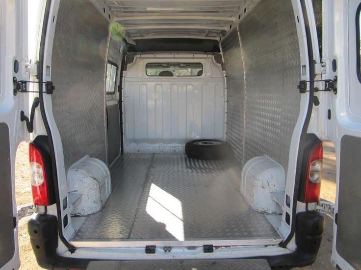 2009 Nissan Interstar 2.5 DCi Panel Van Hr Lwb in Other image 1