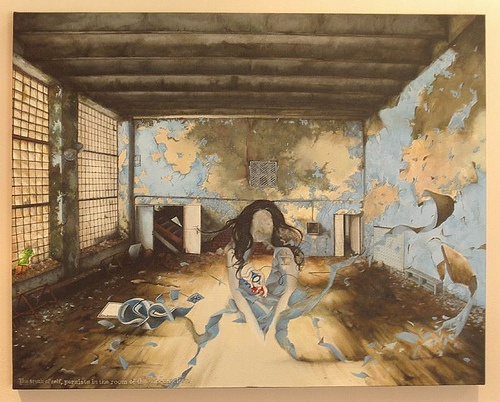 """""""The Room Of The Subconscious"""" by Leon Botha, via Flickr"""