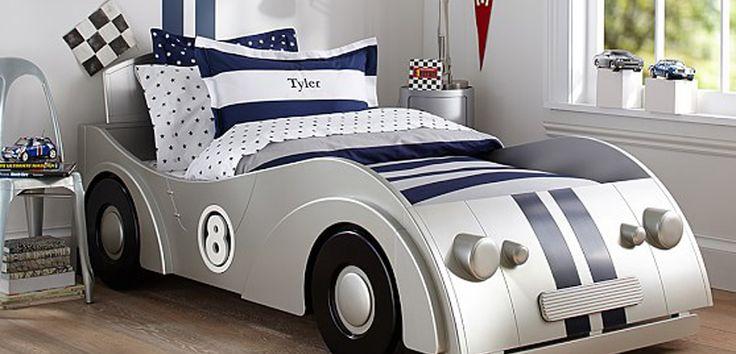 Vehículo-cama de coche de carreras