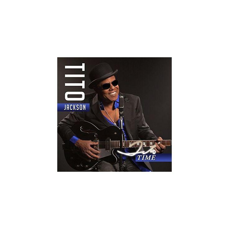 Tito Jackson - Tito Time (CD)