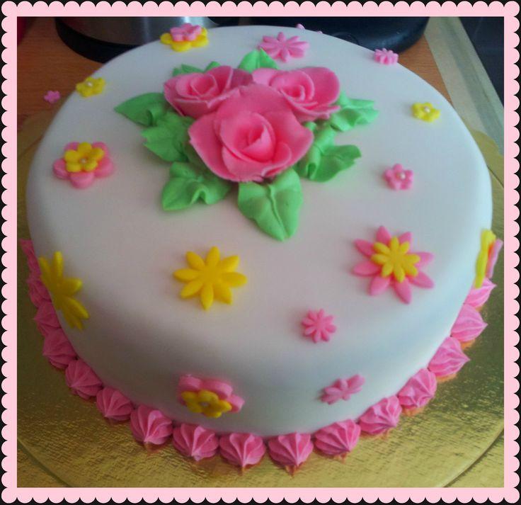 Spring cake!