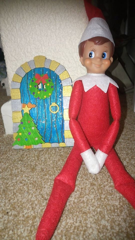 ... about Elf on the Shelf on Pinterest | The Elf, Elves and Elf Magic