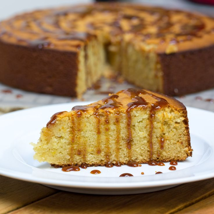 Lemon Pound Cake with Lemon Honey Glaze