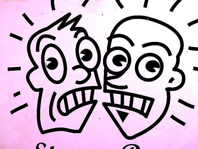 Sketche Stressy Boys P Durand