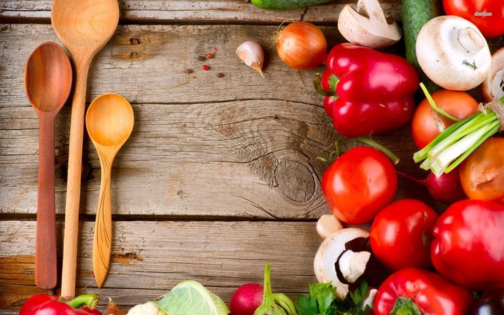 Vegetables wallpaper - Photography wallpapers - #32396