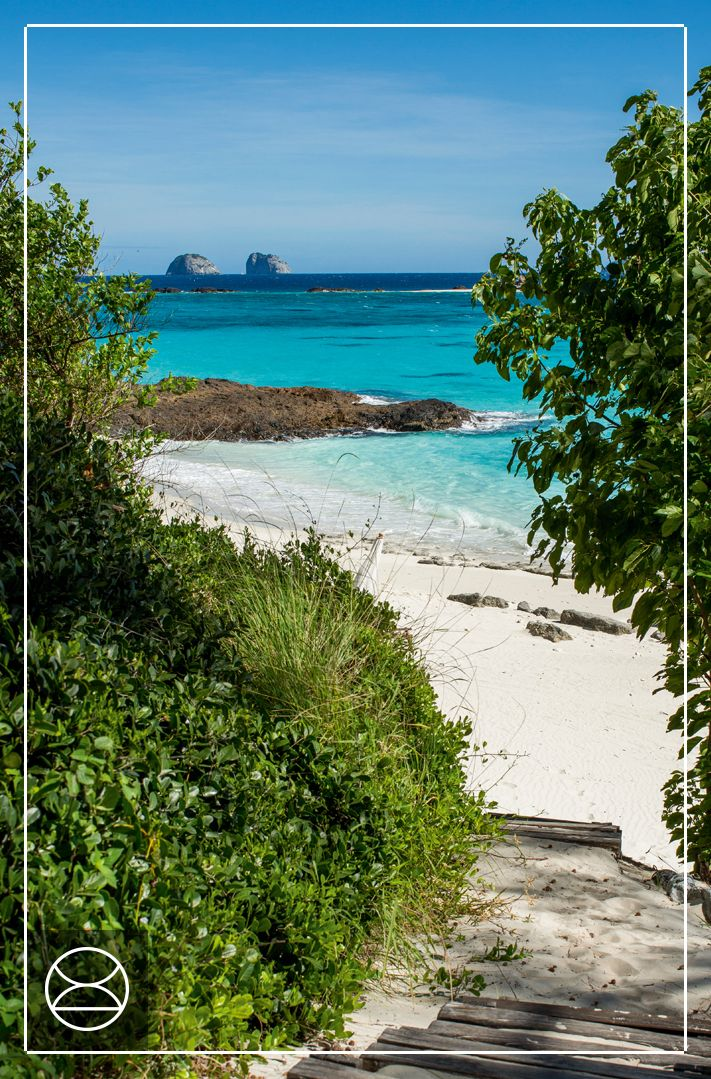 Idyllic island beaches are the hallmark of a wedding at Constance Tsarabanjina, Madagascar