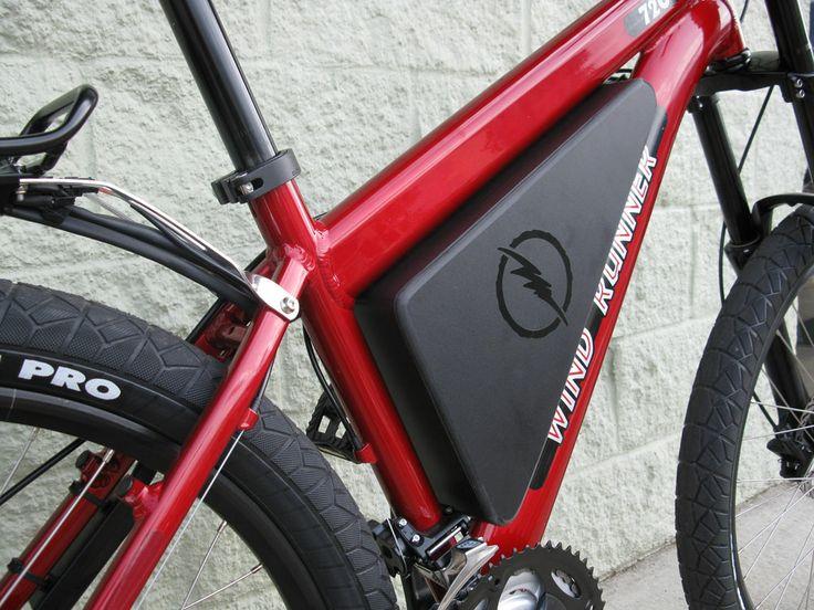 Ashland Ebikes Triangle Case E Bikes Pinterest