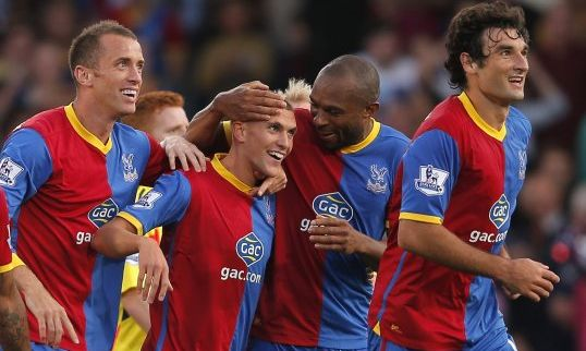 Team Review: Crystal Palace in the 2013-14 Season