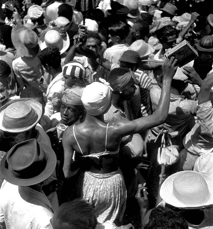 Pierre Verger, Carnaval de Recife