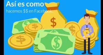Descubre Como Hacer Dinero Usando Facebook Fácil y Rápido.