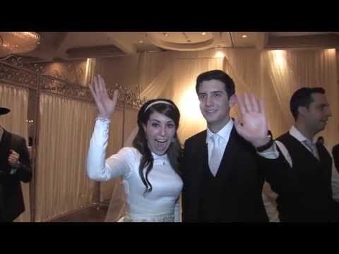 Orthodox-Joodse bruiloft. Shifra and Avi - Orthodox Jewish Wedding by AvonHill Video - YouTube