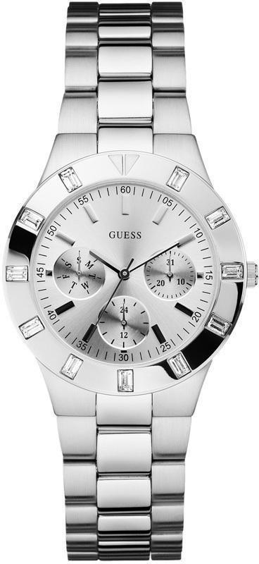 Купить женские наручные часы Guess W11610L1, цена и стоимость. Оригинальные fashion часы Guess W11610L1 в Киеве, Харькове
