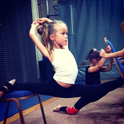 dance, flexible, gym, gymnastics, kids, kristina pimenova - image ...