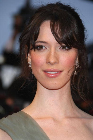 Rebecca Hall. love the graceful waves