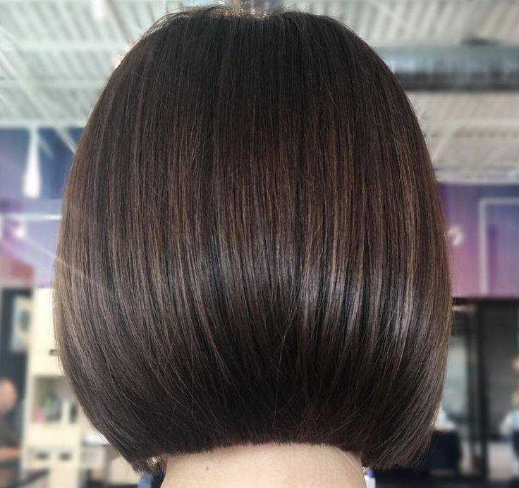 One Length Hair, Thick Hair Styles