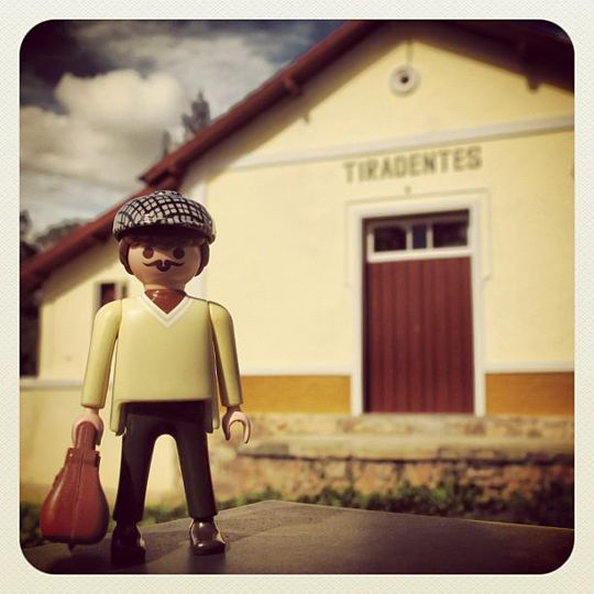 Playmobil traveller