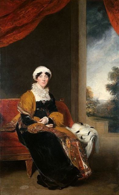 Portrait of Eleanor, Lady Wigram, 1815-1816. Sir Thomas Lawrence (English, 1769-1830)
