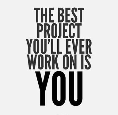 The best project you'll ever work on is YOU. You don't have to justify investing in yourself.