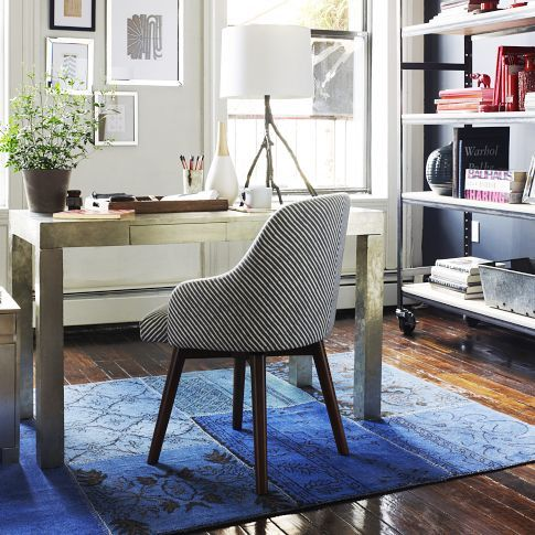 Saddle Office Chair West Elm Office Space Pinterest