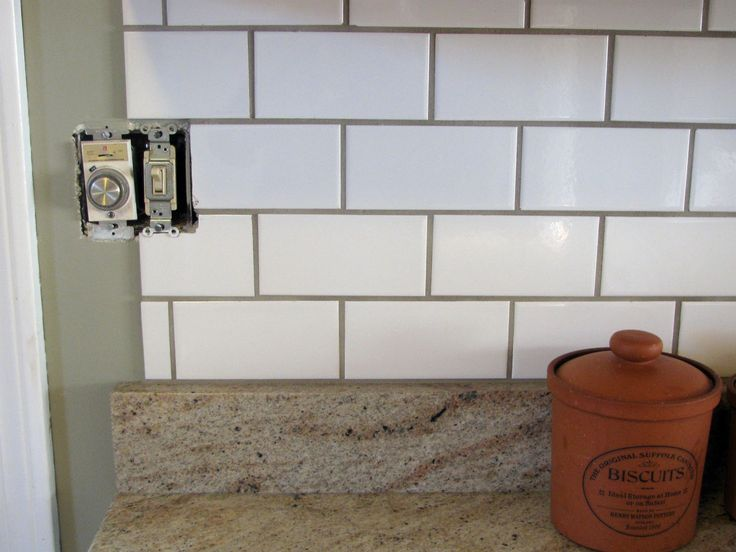 White Tile In Bath 2 Shower With Oyster Gray Grout Then