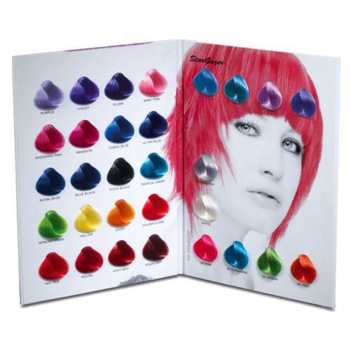 enjuague de color para cabello stargazer semi permanente - Coloration Cheveux Semi Permanente