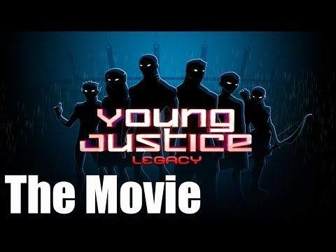 Young Justice Legacy - All Cutscenes (Game Movie) - YouTube