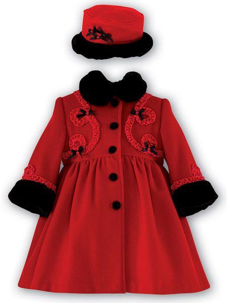 32 best Sofia's Stylish images on Pinterest | Red coats, Girls ...