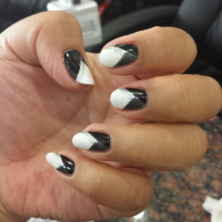 @hannahqnails  Love my classy nails!!!   thank you Leo! Lol