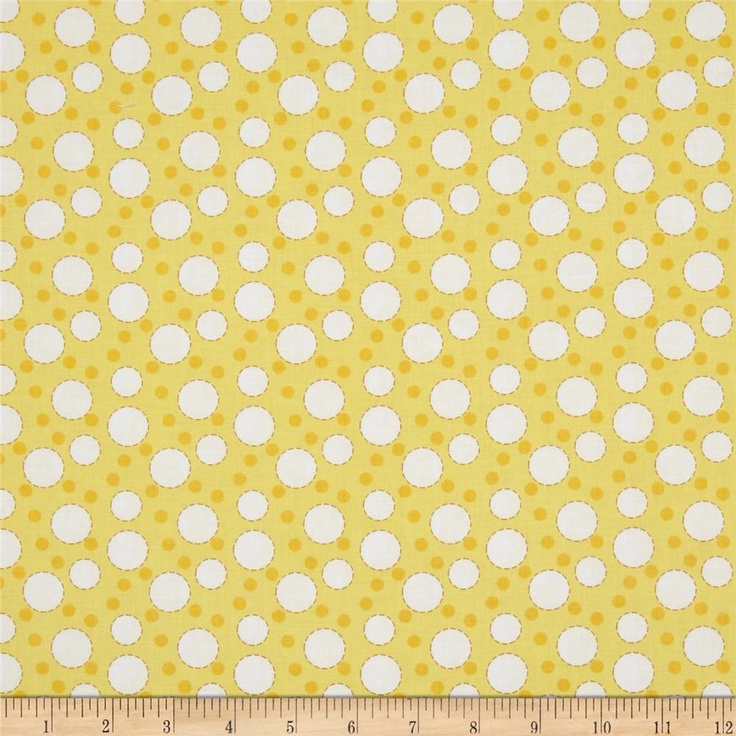 43 best nursery you are my sunshine images on pinterest for Yellow baby fabric