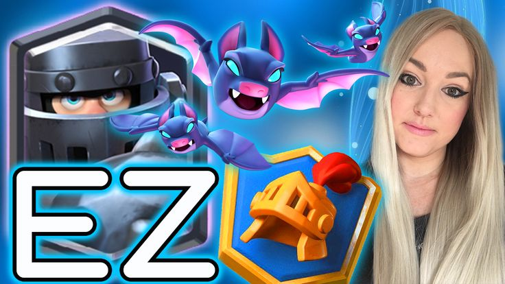 This Mega Knight Deck With Wall Breakers Is Really Good For Fast