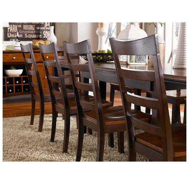 Sam's Club - Layla Solid Wood Dining Set (Assorted Sizes)