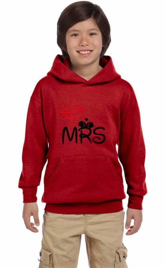 MRS. Youth Hoodie