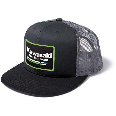 Factory Effex 2015 Kawasaki Snapback Hat Модель - фото 9