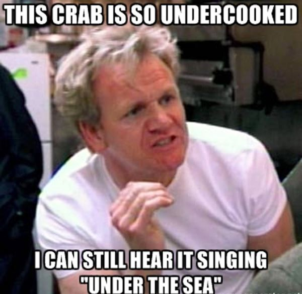 The Best of the Chef Ramsay Meme.