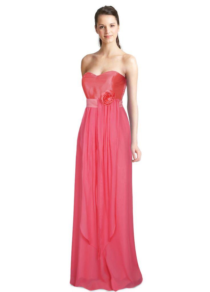 17 meilleures id es propos de robes de demoiselle d 39 honneur corail sur pinterest demoiselles. Black Bedroom Furniture Sets. Home Design Ideas
