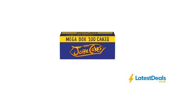 McVitie's 100 Jaffa Cakes Mega Box, £4 at Iceland