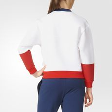 adidas - Team GB Village Wear Image Sweatshirt