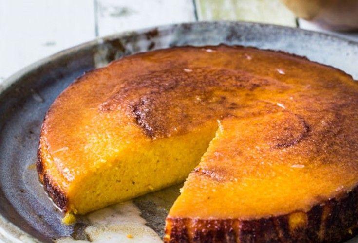 Mandarin Syrup Cake - Gluten and dairy free