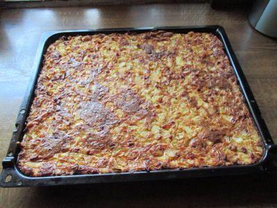 Rezept: Zwiebelkuchen vom Blech Bild Nr. 3434